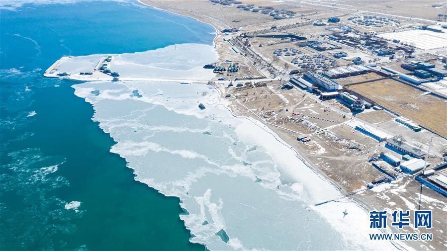 (环境)(3)青海湖进入封冻期