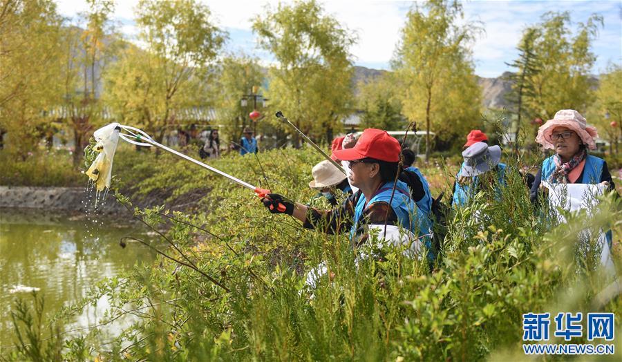(环境)(2)西藏成立禁止白色污染协会