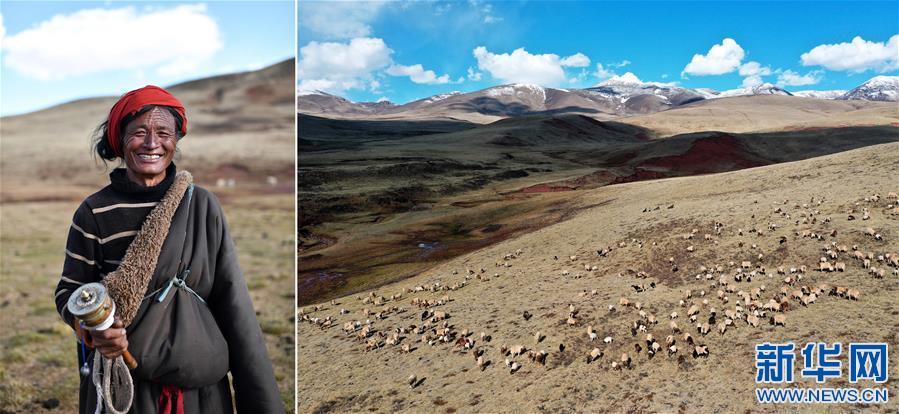 (脱贫攻坚·图片故事)(1)藏东大地脱贫影像